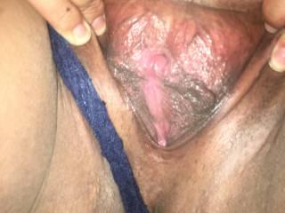 Tight pussy so wett