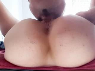 Eating Nadjas Pussy