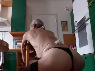 what would you do to my slutty maid butts, I am so naughty