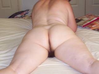 just a nice rear view