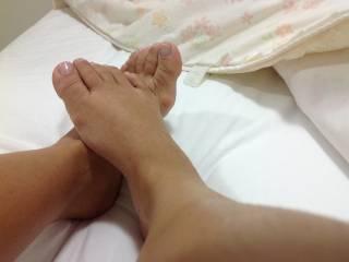my wife´s feet
