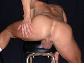 Looks like your ready for me to slide my cock into you.