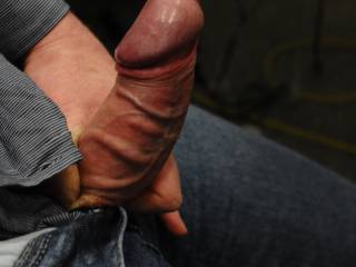 My cock to the max to fuck my milf's cunt, She likes so much to have it inside and beeing filled with gooey load of spunk.