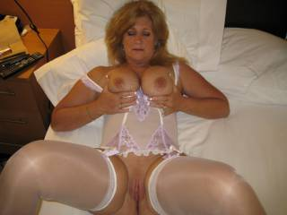 Luv the view She is a hot one for sure Awesome pussy luv a taste