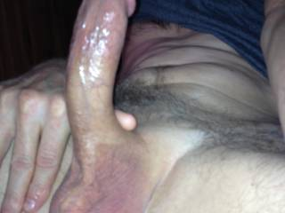 You're welcome to see how wet you have made my pussy