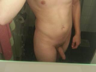 Very nice cock, love to feel it growing hard in my mouth