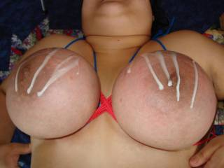 Those are some amazing asian tits.  ...Made me jealous(^_^)