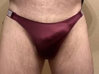 Somebody got some new panties.