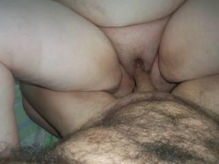 I fuck big Granny - she's 66 years old