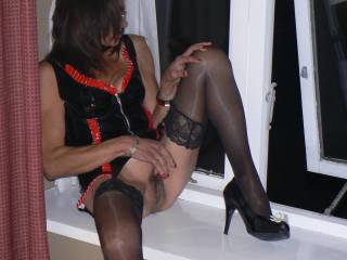 mmmmm, id love to offer room service...Hot and sexy.xxx   Very provocative,and very seductive.xxxx