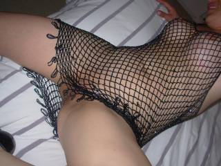 I lay on the bed and my pussy was wet and ready for a hard cock xxx