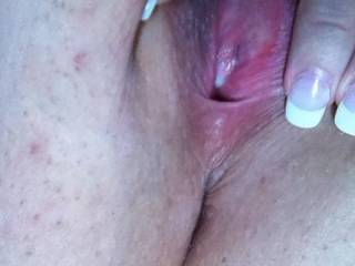 It was creamy again today...Do you like it like that?
