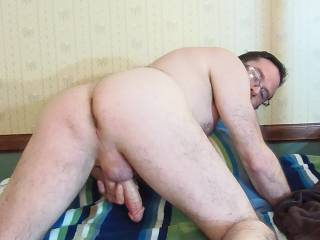 I need you under me so I can stick this cock in your pussy