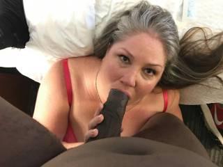 black cock white slut