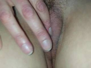 I\'m all creamed up after being spanked - wanna suck my fingers after I\'ve rubbed my pussy real good?