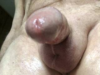 Imagine you are about to suck my cock. What are you thinking?