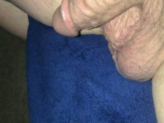 his cock after a short sucking