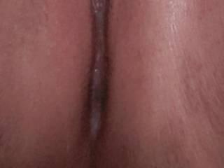 Cum filled