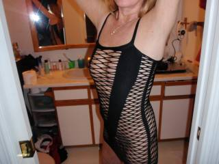 Very sexy outfit hun, bet hubby loves it, lol I know mind does xXx Dominique