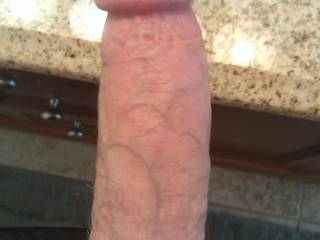 My hard cock! What do you think of it? Comments?