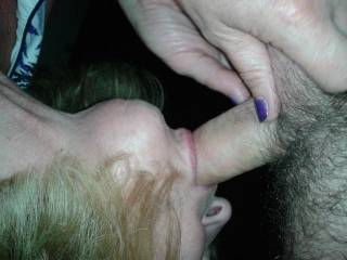 She's a great cock sucker!! Looks like you two had a great time.  ;)