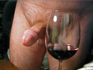 Would you care for some cream in your wine?