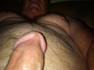 Would love to be talking dirty to you while watching you play that awesome looking cock!!!