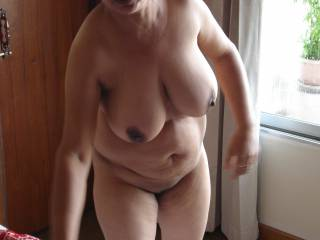 I'd love to put my hands on your beautiful tits sexy mmm