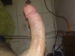 Super hard cock