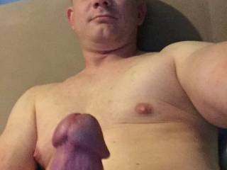 Do you want me to slap this against ur pussy or ur face before you take it, or should I just pick which one I want to blow this massive load in, that I\'ve been edging and saving for days?