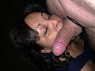 Such a cock hungry whore