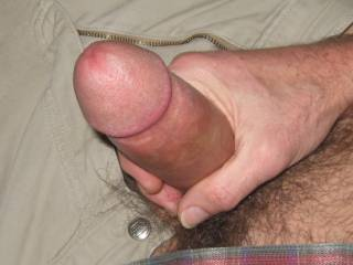 to be honest, it is always a surprise to find how sexy some consider a hard cock - because it certainly feels sexy to stroke it