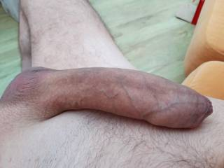 I would love to feel your hot wet pussy slide up and down on my big Irish cock.