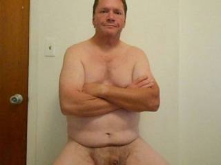 """I'm not not afraid to be seen naked with my legs spread open. My penis is cut, 1"""" limp and 5.9"""" hard. You can see my cum slit on the tip of my dick. I love FUCKING and I don't wear rubbers. Sexually, I want to try bisexual swinging and bi-orgies."""