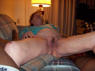 There\'s nothing better than licking an old white ladie\'s cunt and asshole. It\'s great in the morning having my dick up her asshole stinking away.