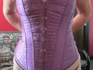 "New corset...what\'s your ""take"" on it?"