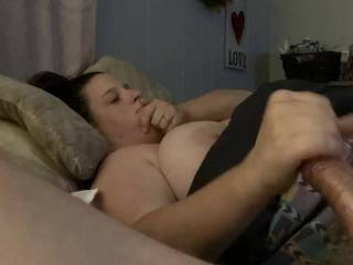 Big white dick, horny as hell need a threesome