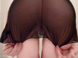 very horny, gets my vote.... Gorgeous butt.