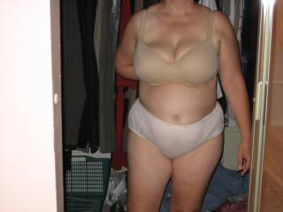 I love seeing you in your underwear so erotic seeing what you wear under your clothes which we can only usually just imagine and fantasize. Love to see so much more of you in your lingerie it is is sexy