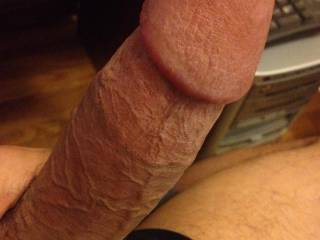 Just wanted to share a picture of my cock and see opinions on it.