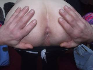 Mmmmmm, My horny cock would love to fill your ass with a nice cumload..