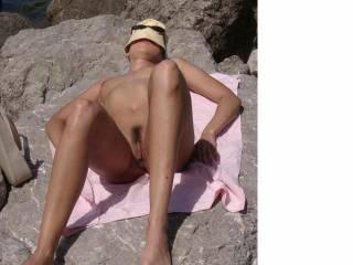 Nudist camping in EU