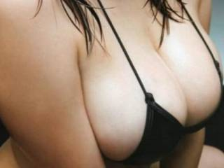 Of course i want....!!!! So beautiful,sex,hot,jicy tits!!!!! Is there anyone whom doesn't want????....
