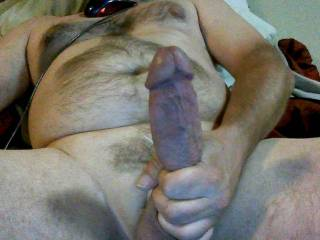 mmmmm just lay back and let me give you a good hot blow-job ok ?