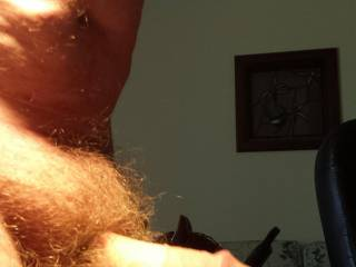 Any women want to suck this cock. You  may  even  get  a mouthful  of  cum!!!