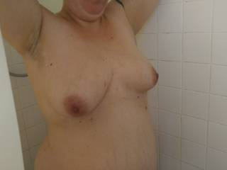 Spray me with your cum