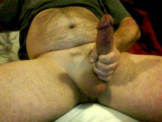 like my shaved cock and balls? comments plz