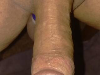 Just another shaved cock pic. Love shaved cock!
