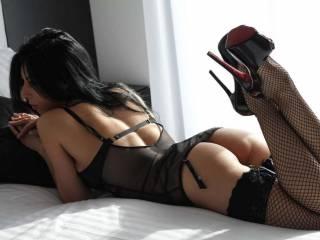 sexy lingerie of my slut