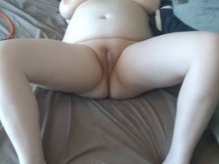 She is ready for big fat cock to fuck her